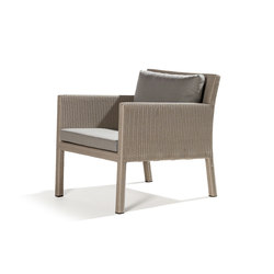 Terra Casual chair | Garden armchairs | Tribù
