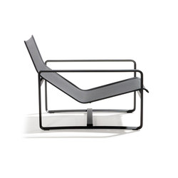 Neutra Easy chair | Fauteuils de jardin | Tribù