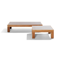 Pure Sofa coffee table | Tables basses de jardin | Tribù