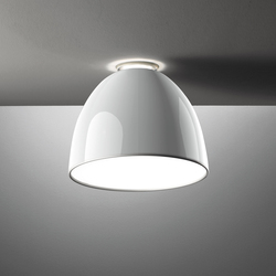 Nur Mini Gloss Ceiling Lamp | General lighting | Artemide