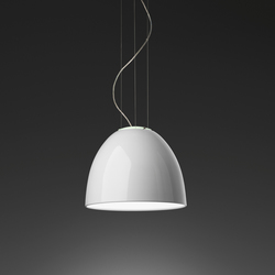 Nur Gloss Mini Suspension Lamp | General lighting | Artemide
