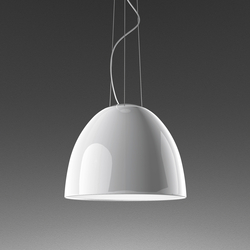Nur Gloss Suspension Lamp | General lighting | Artemide