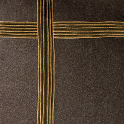 Golden Stripes | Rugs / Designer rugs | Ruckstuhl