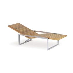 Ninix NNX 195 chaise longue | Méridiennes de jardin | Royal Botania