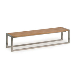 Ninix NNX 184 bench | Garden benches | Royal Botania