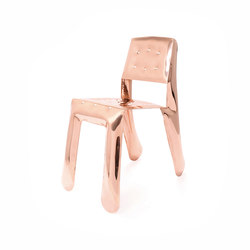 Chippensteel 0.5 | Copper | Visitors chairs / Side chairs | Zieta