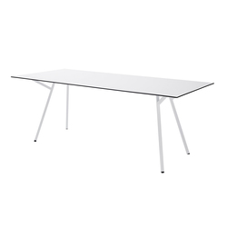 Egon Plain Dining- I Officetable | Tables à manger de jardin | Hansen