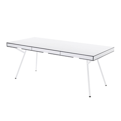 Egon Drawer | Dining tables | Hansen