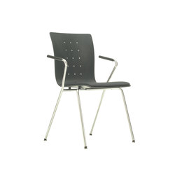 Cima | 4-legged general purpose chair | Sedie multiuso | Züco