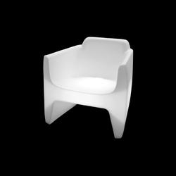 Translation Armchair Lumineux Translucide | Garden armchairs | Qui est Paul?