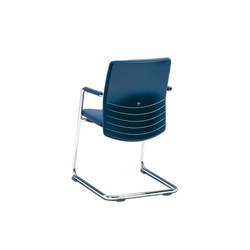 JET Cantilever chair | Visitors chairs / Side chairs | König+Neurath