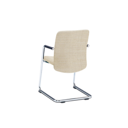 JET Visitors chair | Visitors chairs / Side chairs | König+Neurath