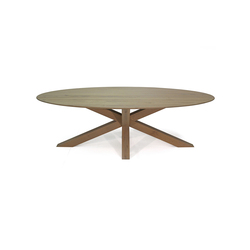 Crosstable 4-Beam L | Restaurant tables | ZinX