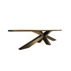 Crosstable 4-Beam Color | Restaurant tables | ZinX