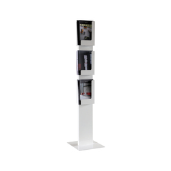 Floor Ad Case | Brochure / Magazine display stands | Inno