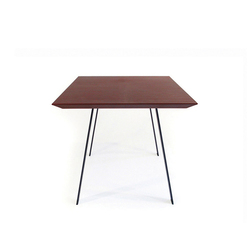 Personal Table Leather | Direktionstische | ZinX