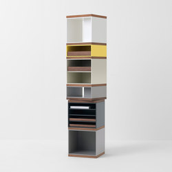 Totem | Office shelving systems | Pastoe