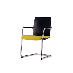 SiGNETA Cantilever chair | Visitors chairs / Side chairs | König+Neurath