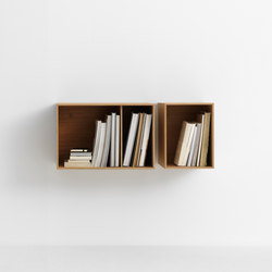 Vision | Wall shelves | Pastoe