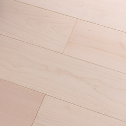 MAPLE Europe sanded | white oil | Wood flooring | mafi