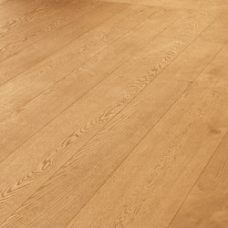 OAK Character brushed | natural oil | Wood flooring | mafi