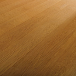 OAK Clear brushed | natural oil | Sols en bois | mafi
