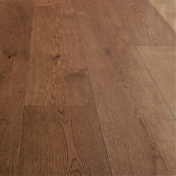 OAK Vulcano brushed | natural oil | Sols en bois | mafi