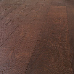 Nero OAK Vulcano brushed | natural oil | Sols en bois | mafi