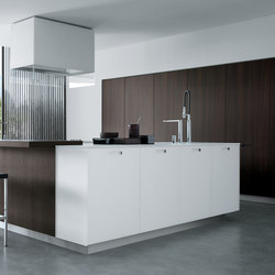 Kyton | Fitted kitchens | Varenna Poliform