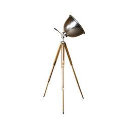 Unvernunft Stehleuchte | Floor lamps in aluminium | LIEHT