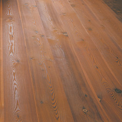 LARCH Vulcano brushed | natural oil | Planchers bois | mafi