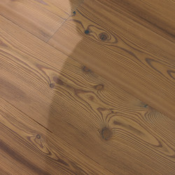 LARCH Vulcano brushed | white oil | Sols en bois | mafi