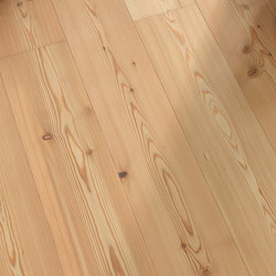 LARCH brushed | white oil | Suelos de madera | mafi