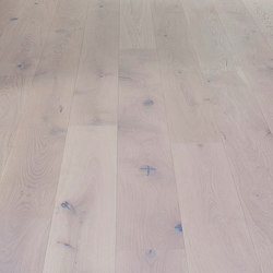 OAK Country brushed | white oil | Wood flooring | mafi