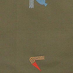 Acqua e Fuoco 002 Tartufo | Curtain fabrics | Maharam