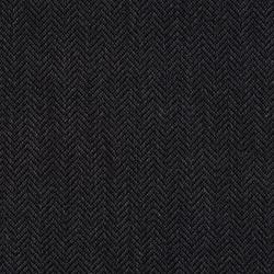 Alpaca Herringbone 003 Graphite | Tissus | Maharam