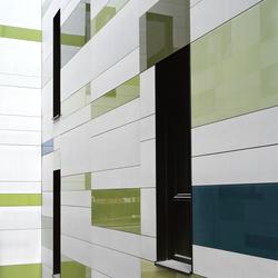 Artur G.I.E. Hospital, Esch-sur-Alzette | Facade design | Rieder