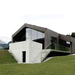 Private House D., Bischofshofen | Facade design | Rieder