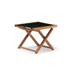 Tennis footrest | Garden stools | Fischer Möbel