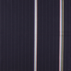 Bespoke Stripe 001 Navy | Fabrics | Maharam