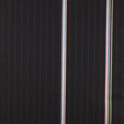 Bespoke Stripe 005 Black | Fabrics | Maharam