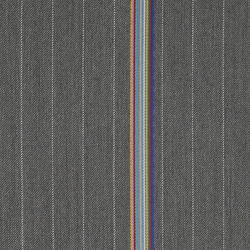 Bespoke Stripe 006 Pewter | Fabrics | Maharam