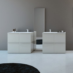 Ka Bathroom Furniture Set 14 | Armarios lavabo | Inbani