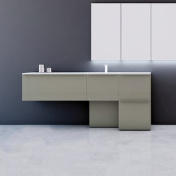Ka Bathroom Furniture Set 10 | Waschtischunterschränke | Inbani