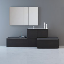 Ka Bathroom Furniture Set 5 | Waschtischunterschränke | Inbani