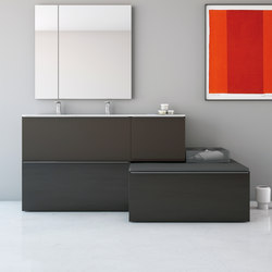 Ka Bathroom Furniture Set 4 | Waschtischunterschränke | Inbani