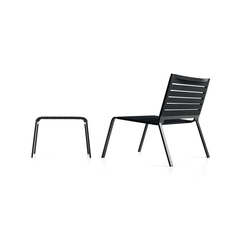 Rest Collection | Garden armchairs | Kristalia