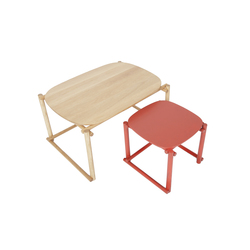 Aina | Side tables | Foundry