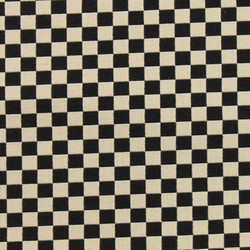 Checker 008 Black/White | Tessuti | Maharam