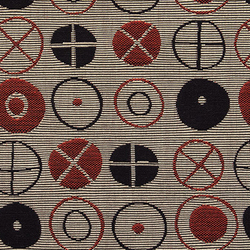 Circles 003 Document | Upholstery fabrics | Maharam